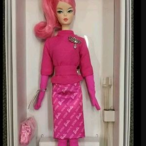 Barbie Golden Dreams Repro Nrfb Yet Not Vulgar Altro Bambole Bambole Fashion